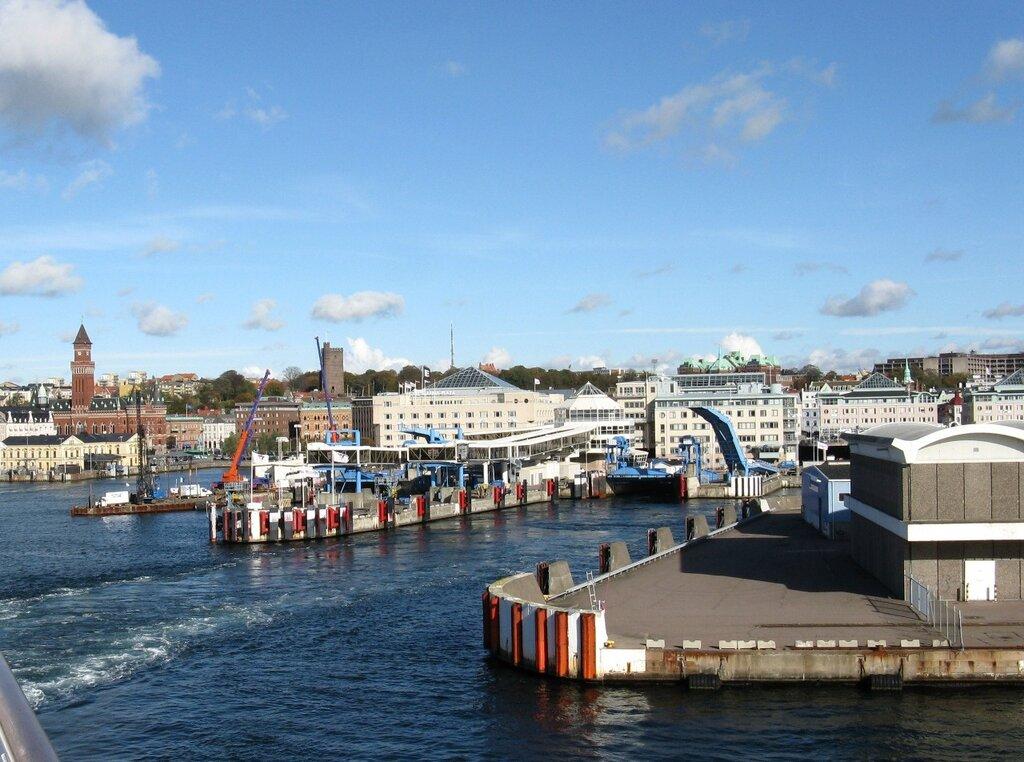 Helsingborg seaport