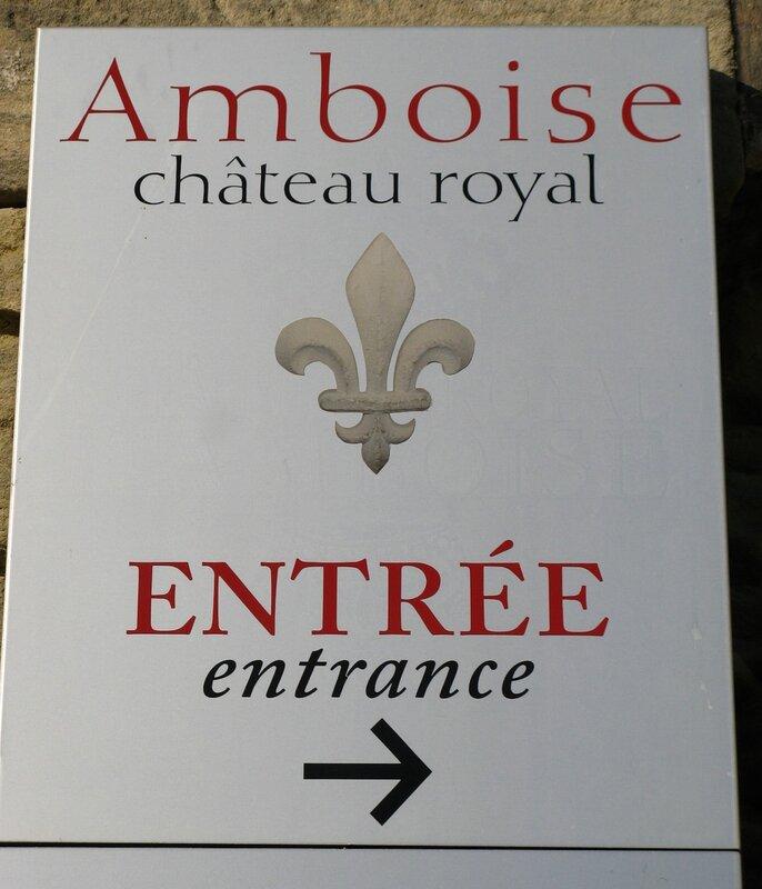 Замок Амбуаз (Château d'Amboise)