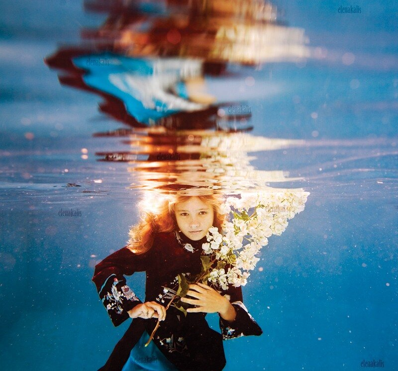 Elena Kalis Underwater photography