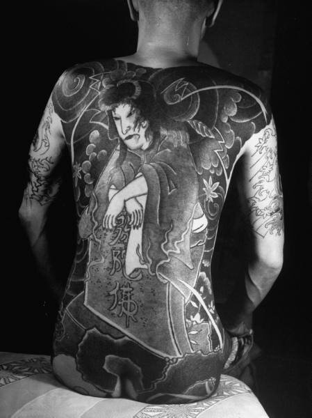 Alfred Eisenstaedt tattoo