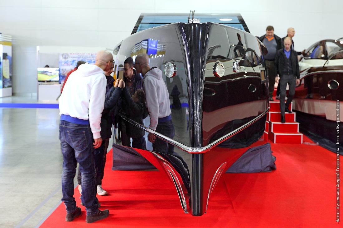 Cruiser Velvette 33 INTELLIGENT выставка катеров и яхт 2015
