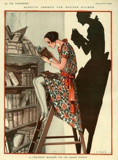 Книги в La Vie Parisienne.jpg