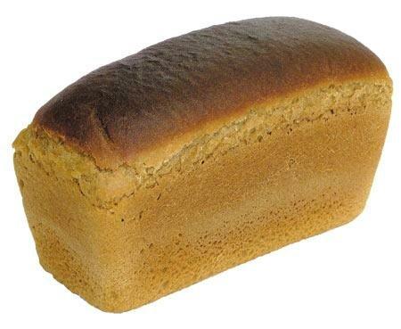 Хлеб Дарницкий Королевский хлеб б/уп 620г(половинка 310г) .