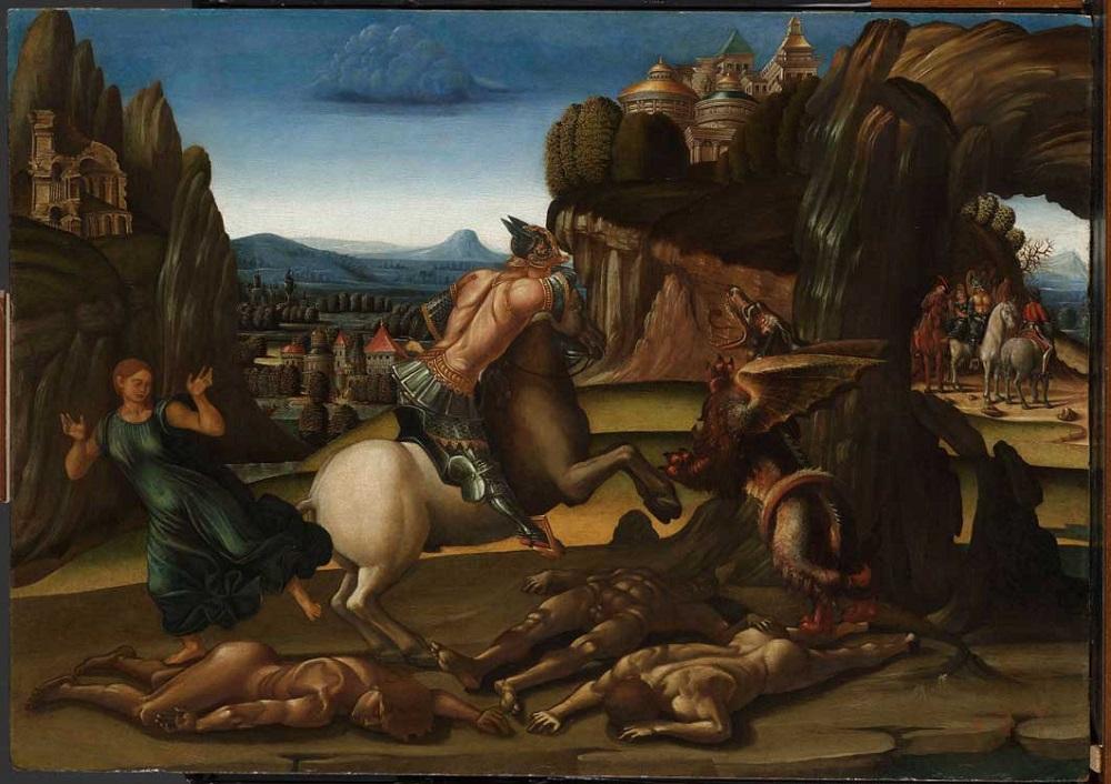 1480 Luca Signorelli (Лука Синьорелли) 1445-1523 .jpg