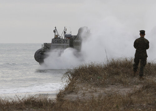 Учения ВМФ США