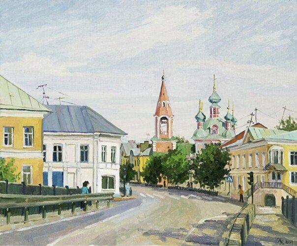 Переславль-Залесский один из самых красивых и древних городов государства российского.