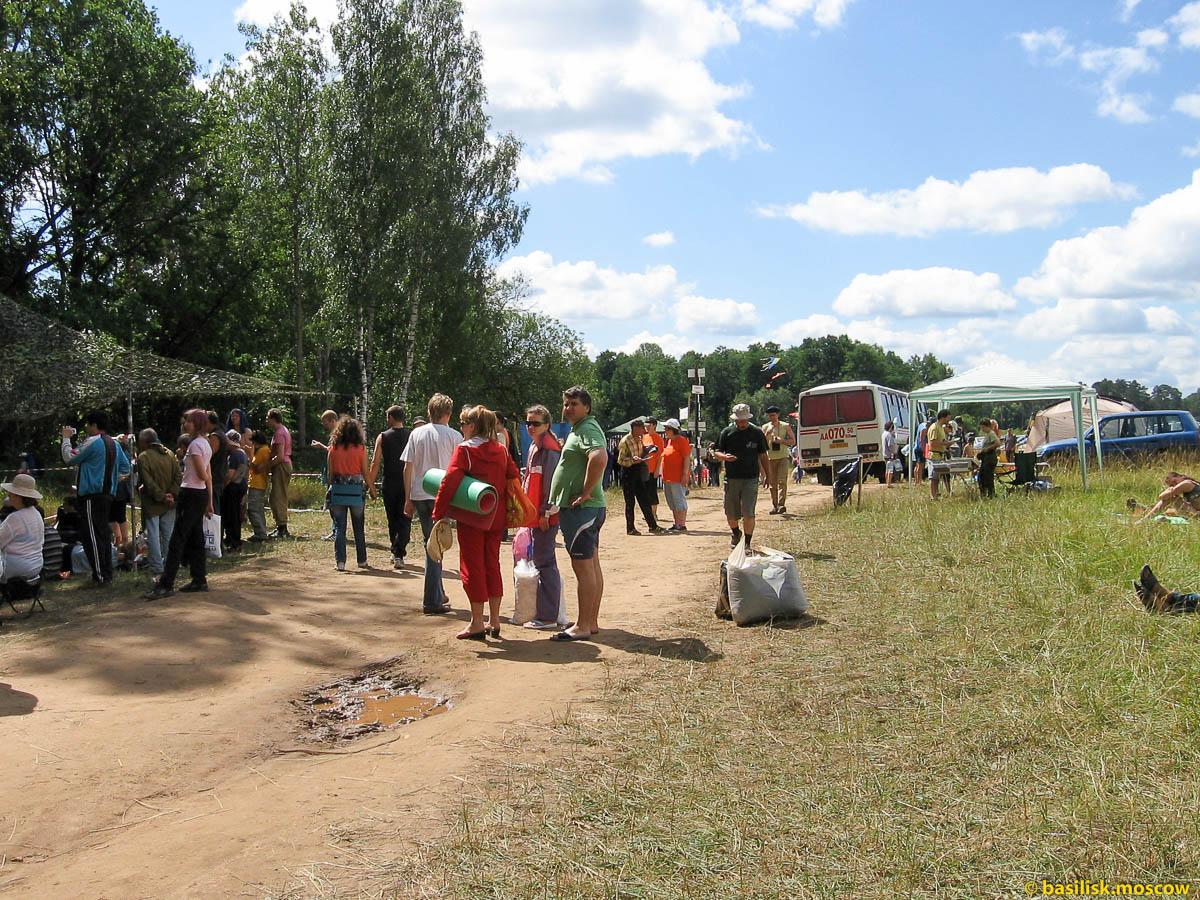 Фестиваль Второй канал. Июль 2007.