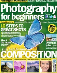 Журнал Photography for Beginners Issue 36