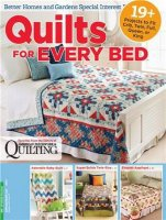Журнал Quilts for Every Bed 2014 jpg 57Мб