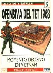 Книга Ofensiva del Tet 1968