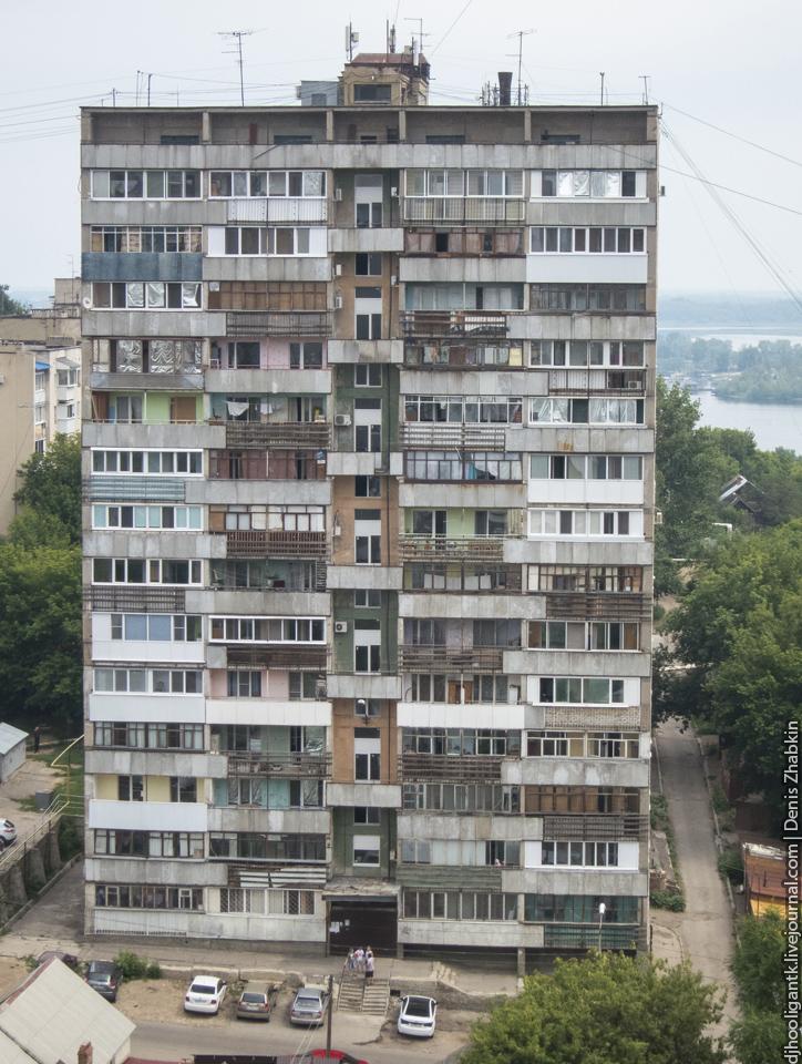 экспериментальный небоскрёб Саратова