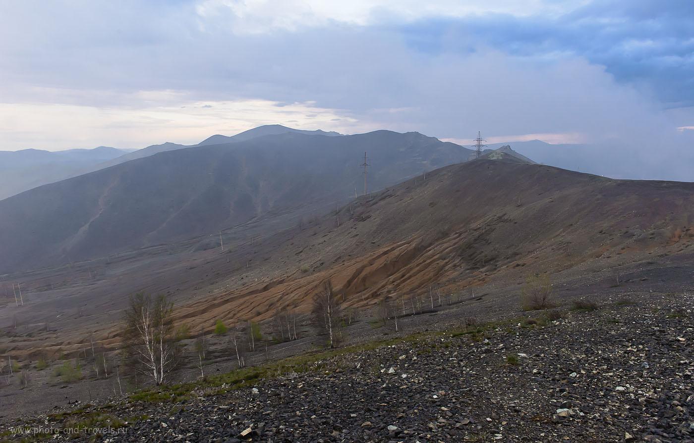 20. Лунный пейзаж в Челябинской области. Карабаш (1600, 28, 9.0, 1/200)