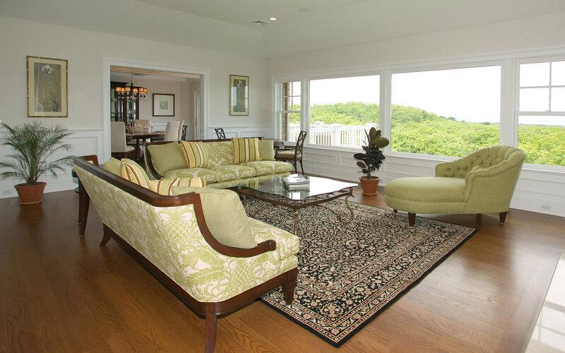 Интерьеры - кабинеты, гостиные, спальни, кухни