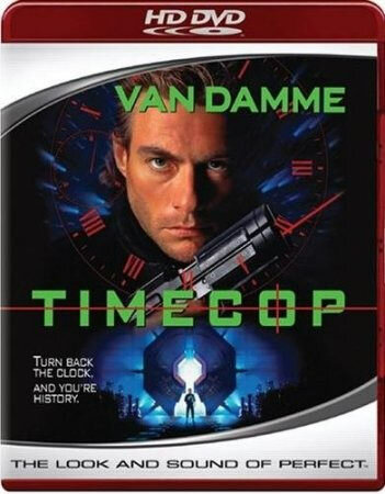 Патруль времени - Timecop (1994) HDRip