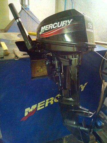 купить чеку для лодочного мотора меркури