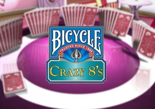 Bicycle Crazy 8′s