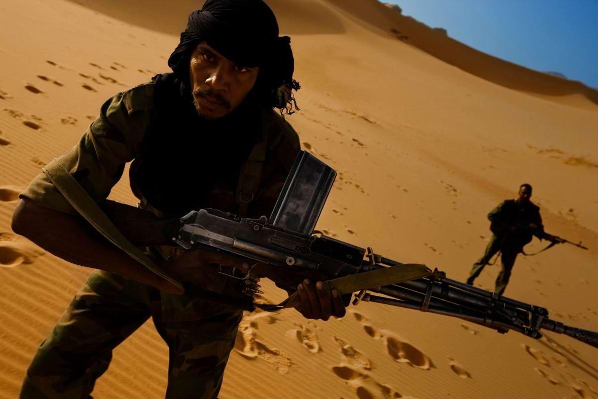Воинственные североафриканские туареги на снимках фотографа из ЮАР Brent Stirton (14)