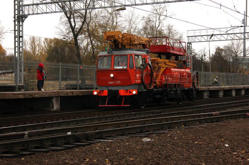 АДМ1-250 на станции Фили
