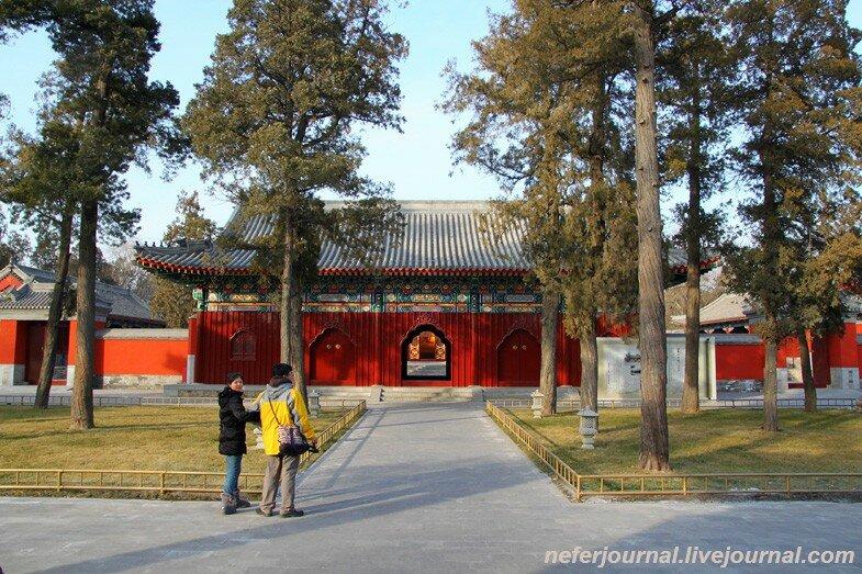 Пекин. Юаньминъюань.