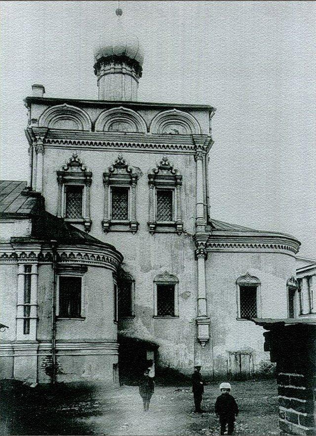 525. Церковь Николая в Кошелях
