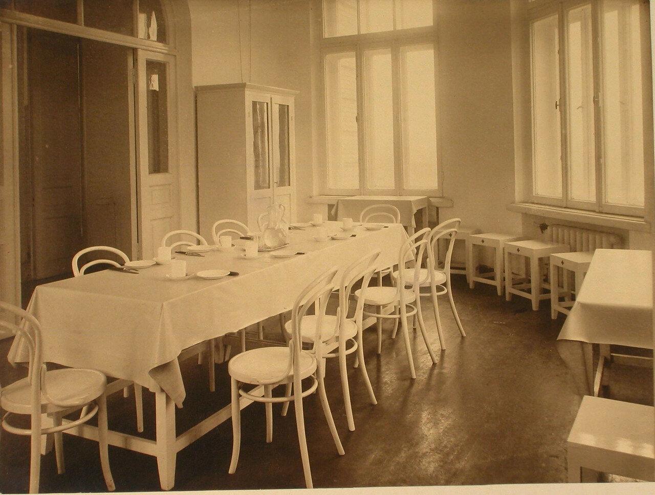 09. Вид помещения столовой