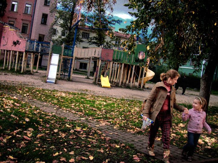 дети - друзья фотографов