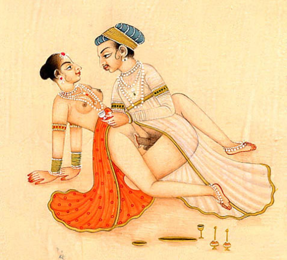 indiya-traktat-pozi-seksa-starinnie-illyustratsiya