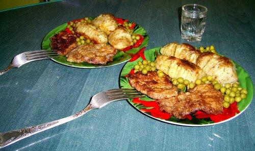 Картофель по скандинавски