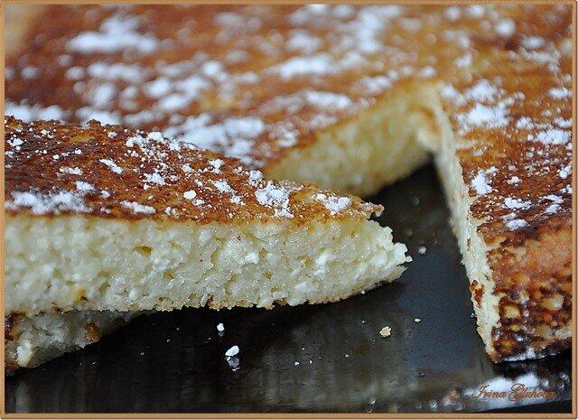 С творога рецепт пирога с творогом с