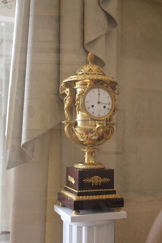 """Часы каминные """"Ваза Медичи"""""""