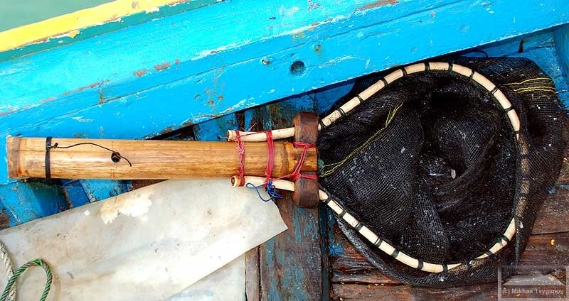 Применения бамбука