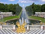 Peterhof, near St. Petersburg, Russia