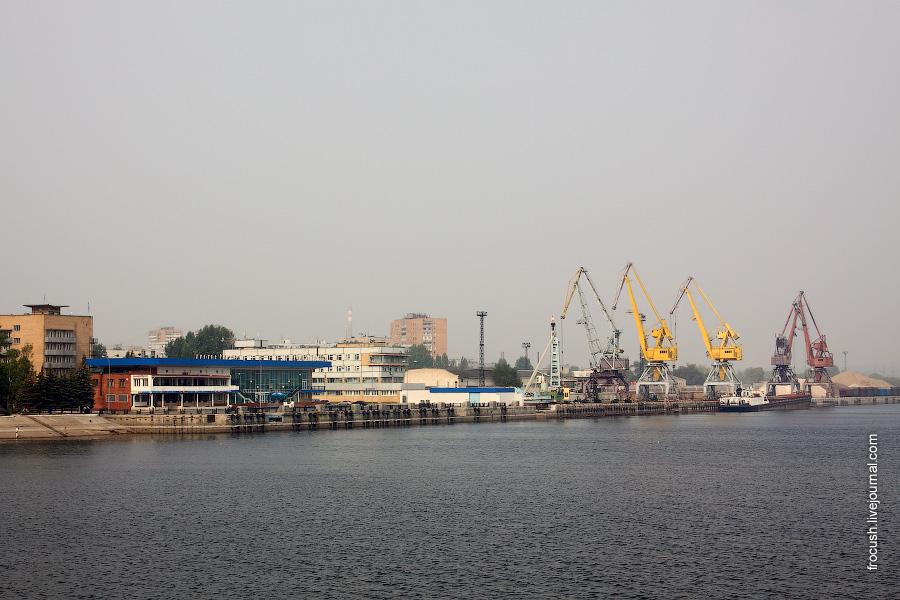 Речной вокзал Тольятти. Речной порт Тольятти.