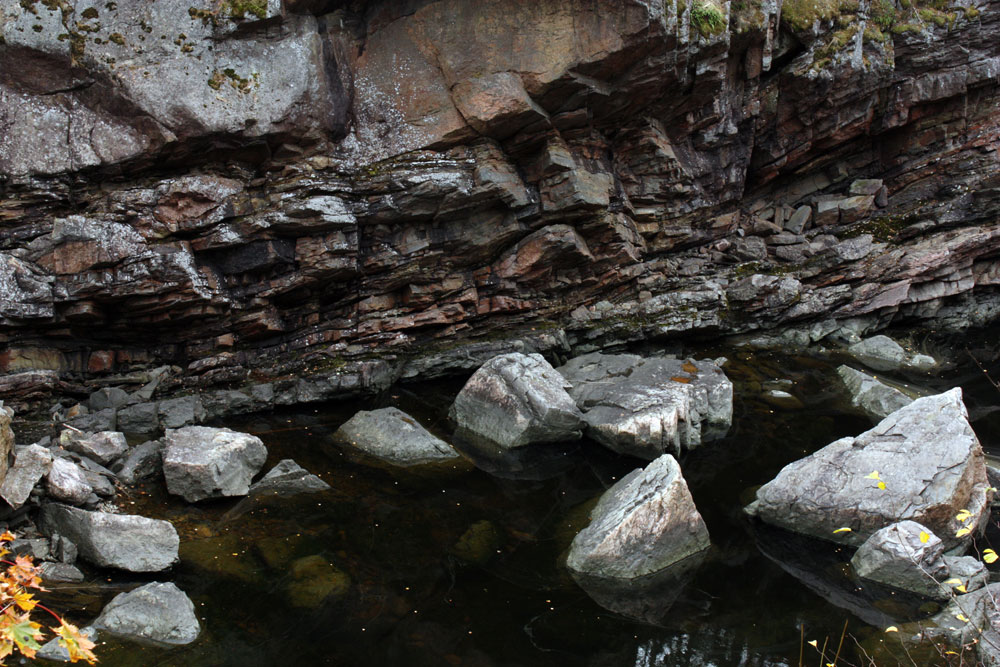камни каньона