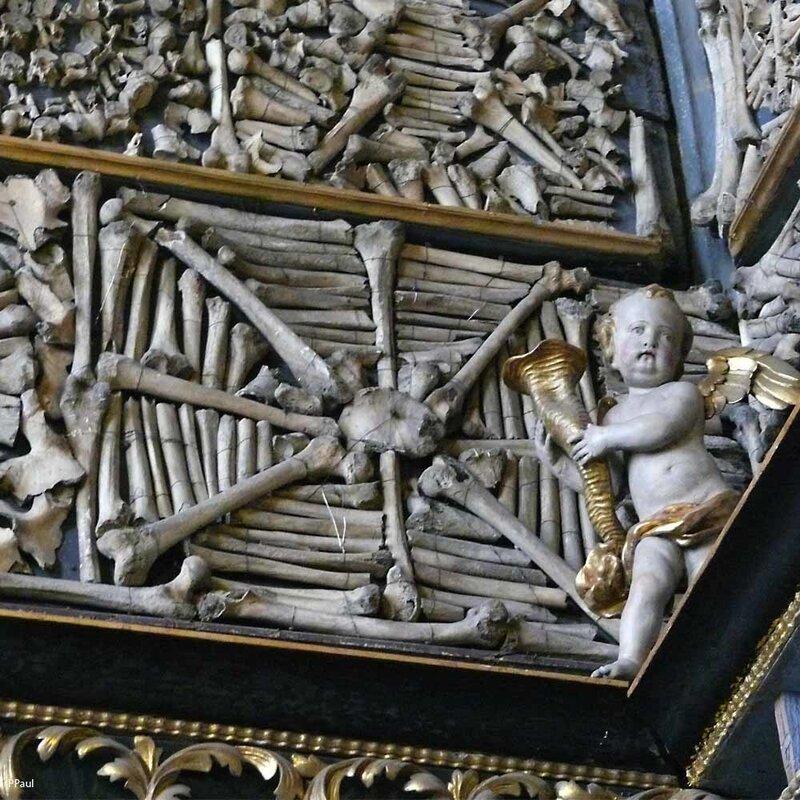 Goldene Kammer, легенда о Святой Урсуле...