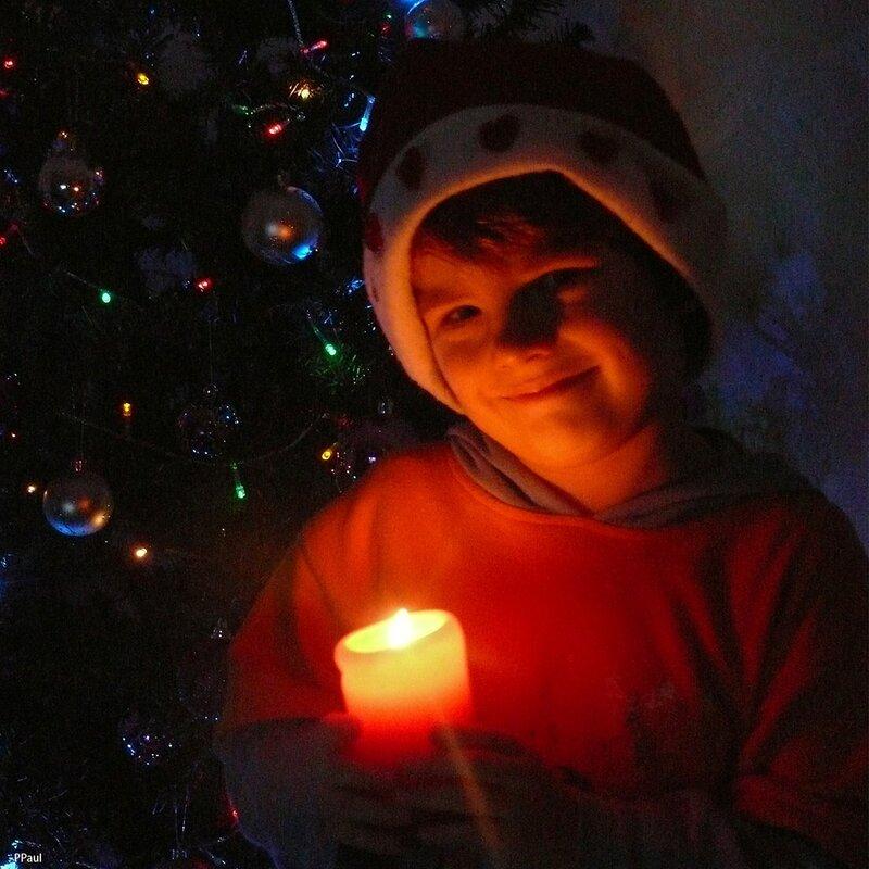 С наступающим Рождеством...