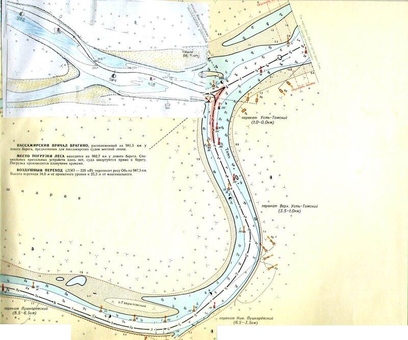 Маршрут Томск Нижневартовск на карте автомобильных дорог