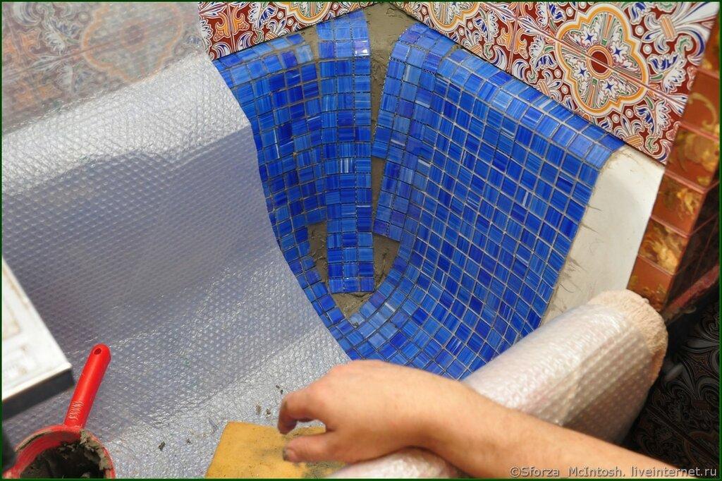какое заполнение мозаикой