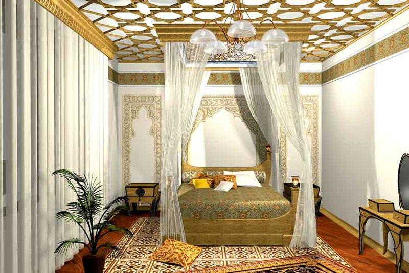 Я там тоже себе шкафчик присмотрела, только немного другого плана - В моих мечтах спальня будет в арабском стиле...