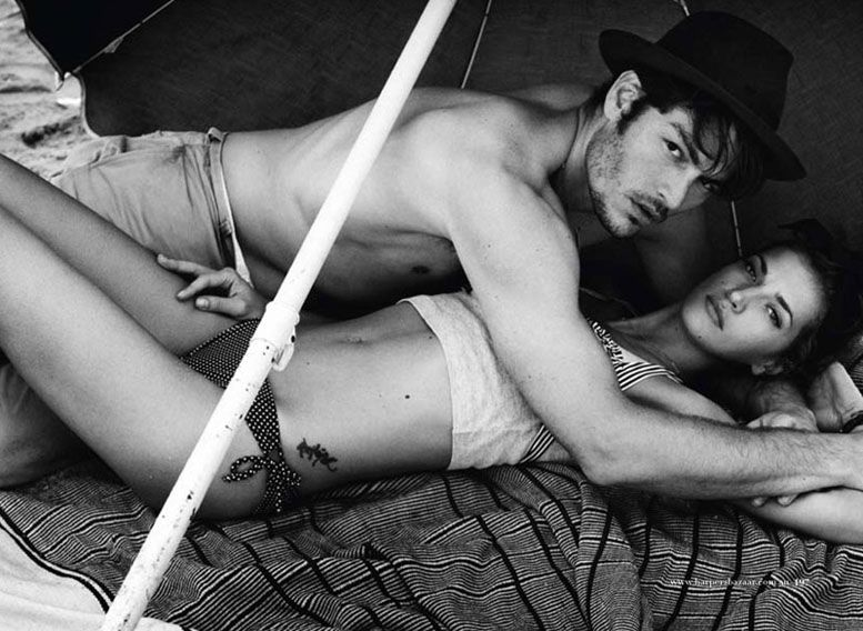 Диана Дондо / Diana Dondoe and Tyson Ballou by Will Davidson