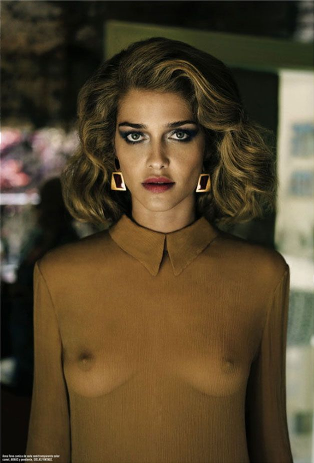 Ана Беатриз Баррош / Ana Beatriz Barros by Doug Inglish