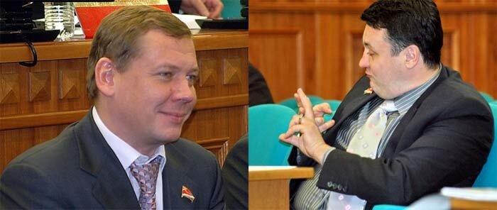 Глазунов Вадим, Сычев Сергей