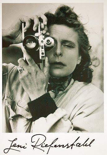 Лени Рифеншталь (Leni Riefenstahl) 1938