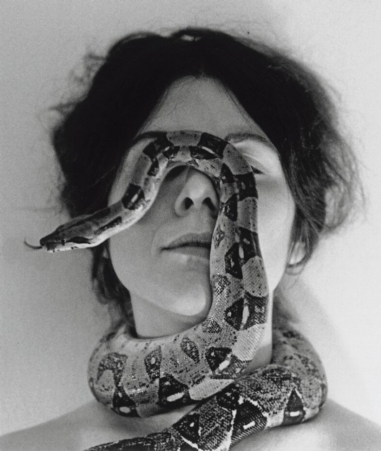 Self-portrait Jane Evelyn Atwood
