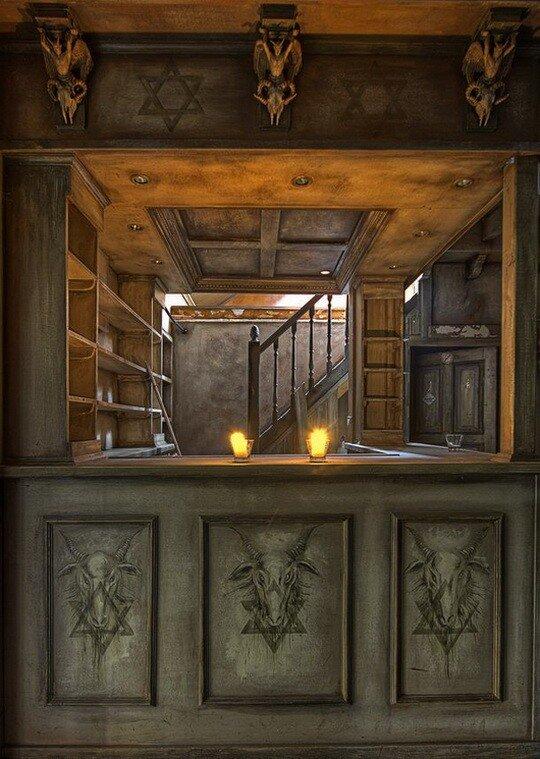 Дом 1000 привидений