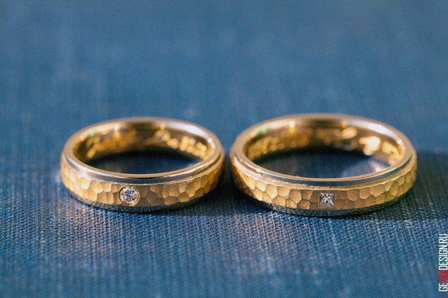 Как сделать кольцо обручальные кольца 213