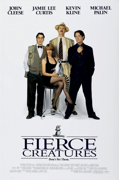 Свирепые создания / Fierce Creatures (1996/BDRip/HDRip)