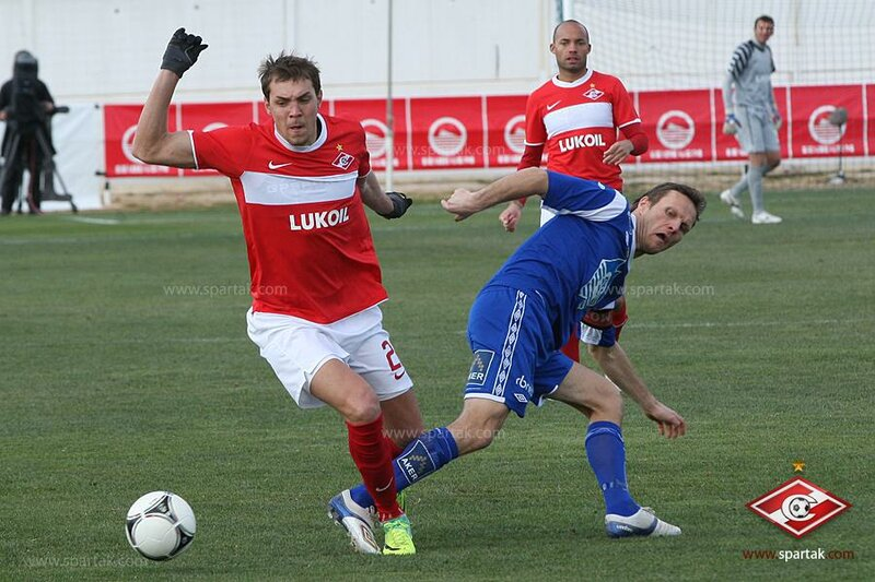 �������� vs ������� 3:0 Copa del Sol 2012 (����)