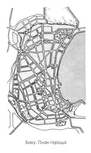 Генплан Баку