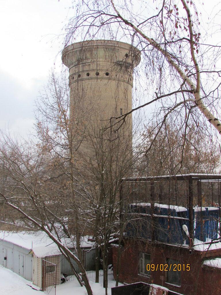 Водонапорная башня в Долгопрудном